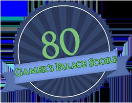 Das Wertungsbild zeigt einen Score von 80 von 100 Punkten an.
