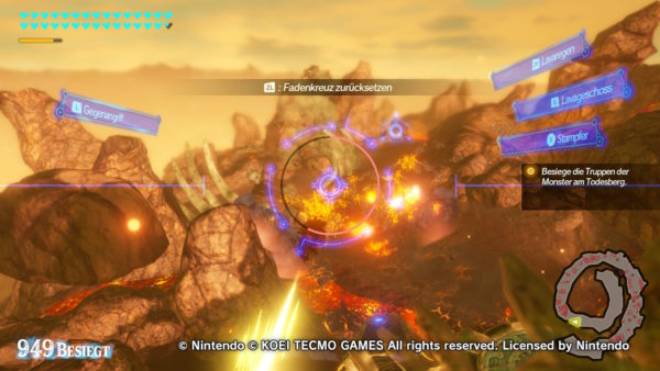 Hyrule Warriors Zeit Der Verheerung Switch Im Test Kampf Story Gamer S Palace